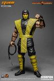 Mortal Kombat: 1/12 Klassic Scorpion - Articulated Figure