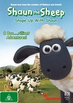 Shaun The Sheep - Shape Up With Shaun on DVD
