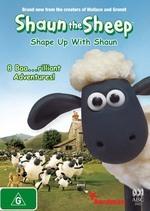 Shaun The Sheep - Shape Up With Shaun on DVD