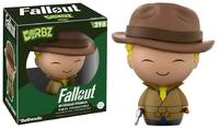Fallout - Vault Boy (Mysterious Stranger) Dorbz Vinyl Figure