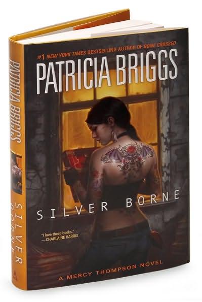 Silver Borne (Mercy Thompson #5) by Patricia Briggs image