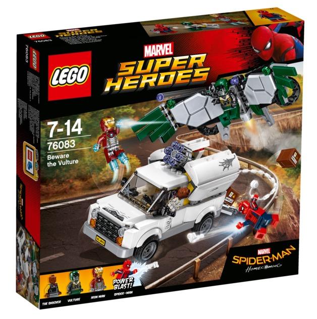 LEGO Super Heroes - Beware the Vulture (76083)
