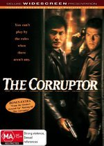 The Corruptor on DVD