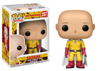 One Punch Man - Saitama Pop! Vinyl Figure image