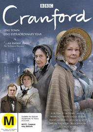 Cranford on DVD
