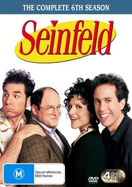 Seinfeld - The Complete 6th Season on DVD image
