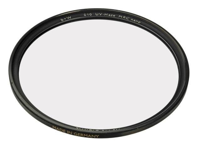 B+W: XS-Pro UV Haze MRC-Nano 010M Filter - 49mm