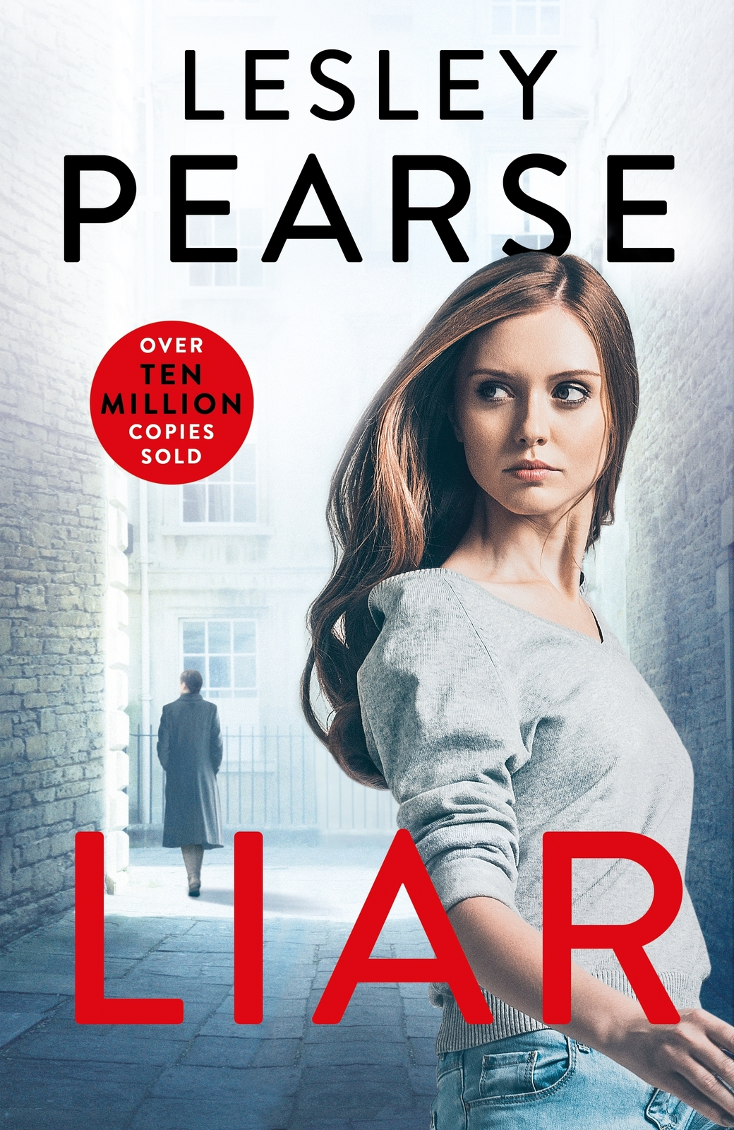Liar by Lesley Pearse image