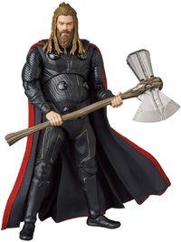 Avengers: Thor (Endgame Ver.) - Mafex Action Figure