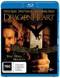 Dragonheart on Blu-ray