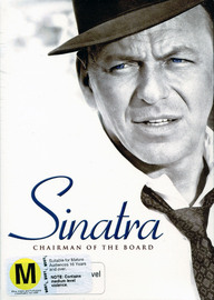 Sinatra - Chairman Of The Board (4 Disc Box Set) on DVD image