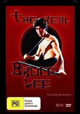 The Real Bruce Lee on DVD image