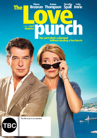 Love Punch on DVD