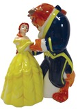 Beauty And The Beast Dance Salt & Pepper Shakers