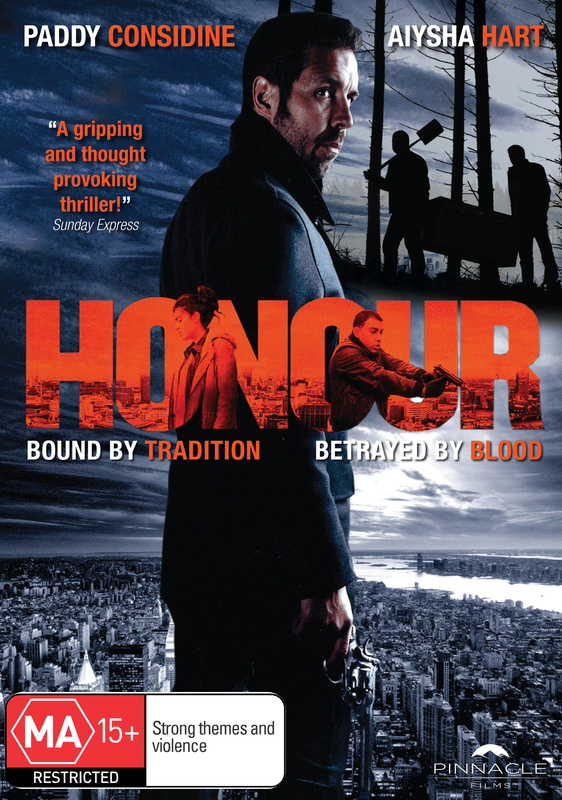 Honour on DVD