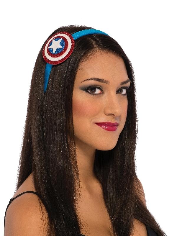 Marvel Captain America Headband