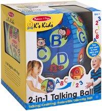 K's Kids - 2 in 1 Talking Ball