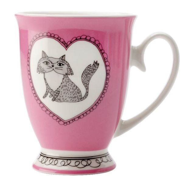 Maxwell & Williams: Purrfect Mug (Purple)