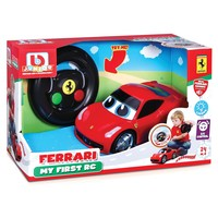 BB Junior: Ferrari 458 Italia - My First RC Car