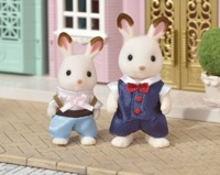 Sylvanian Families: Dress Up Set - Navy & Light Blue