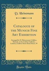 Catalogue of the Munich Fine Art Exhibition by D Heinemann image