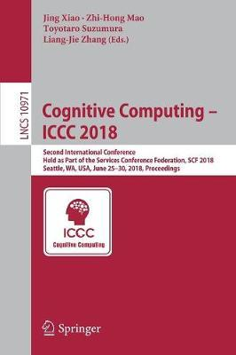Cognitive Computing - ICCC 2018 image