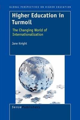 Higher Education in Turmoil by Jane Knight image