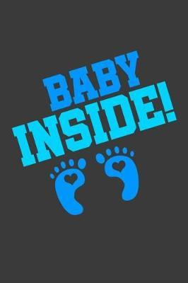 Baby Inside by Kaiasworld Journal Princess Notebook
