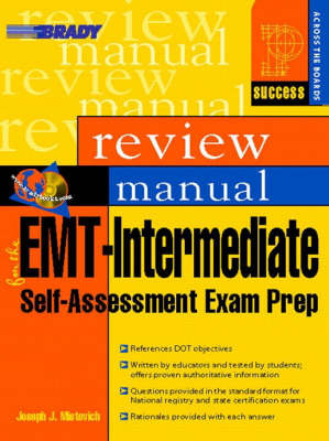 EMT Intermediate: Self-Assessment Exam Revision by Joseph J. Mistovich image