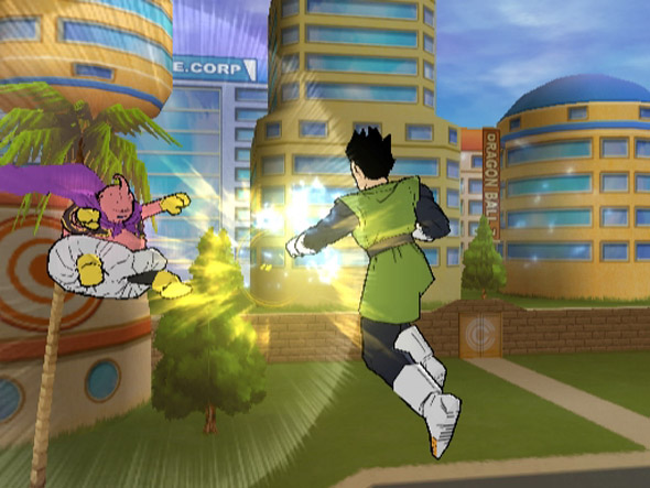 Dragon Ball Z: Budokai 2 for PS2 image