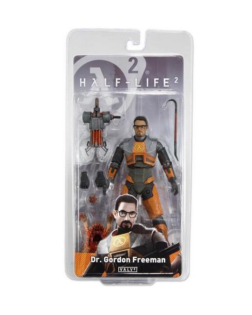 Half Life 2 Gordon Freeman 7″ Action Figure image