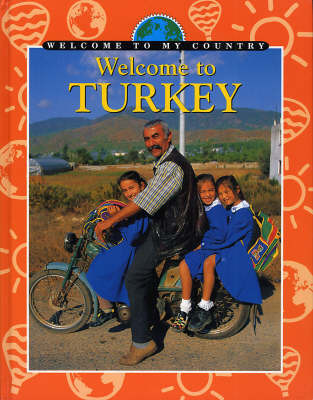 Welcome to Turkey by V. Alexander