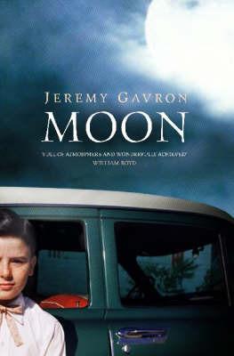 Moon by Jeremy Gavron