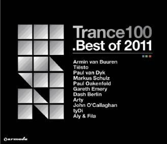 Trance 100 - Best of 2011 by Various