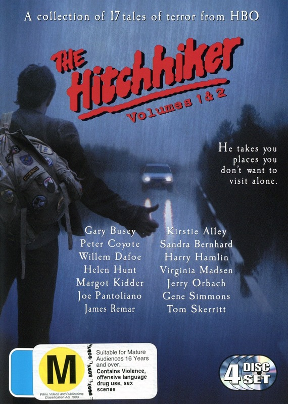 The Hitchhiker - Volumes 1 and 2 on DVD