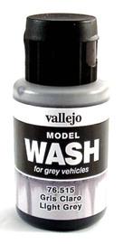 Vallejo 515 Light Grey Wash 35ml