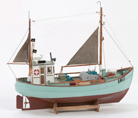 Billing Boats Norden Cutter Wooden 1/30 Model Kit
