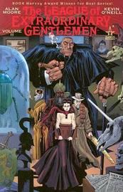 The League of Extraordinary Gentlemen Volume 2 TP by Allan Moore image