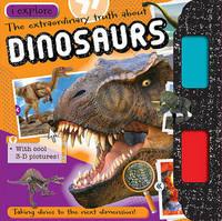 Iexplore Dinosaurs by Sarah Creese