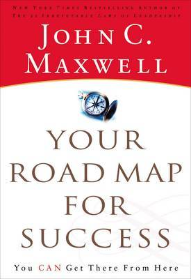 Your Road Map for Success by John C. Maxwell image