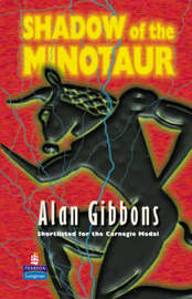 Shadow of the Minotaur by Alan Gibbons image
