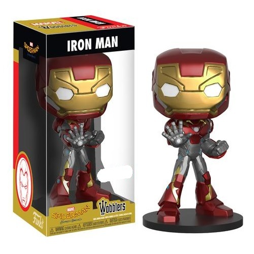 Marvel: Iron Man (Homecoming Ver.) - Wobbler Vinyl Figure image