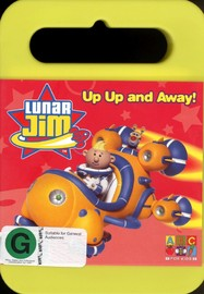 Lunar Jim - Up Up And Away! on DVD image