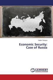 Economic Security by Tarasov Vadim