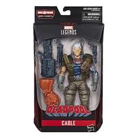 """Marvel Legends: Cable - 6"""" Action Figure"""