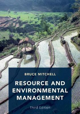 Resource and Environmental Management by BRUCE MITCHELL