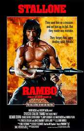Rambo: First Blood Part III on Blu-ray