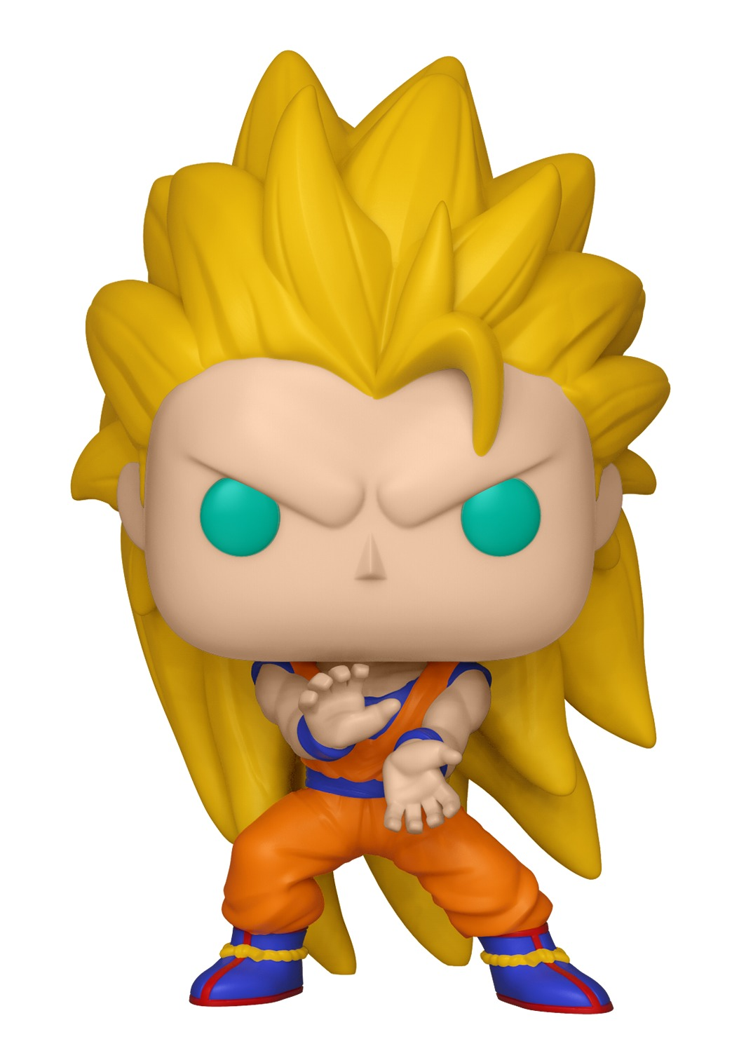 Dragon Ball Z – Goku (SS3) Pop! Vinyl Figure image
