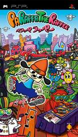 PaRappa the Rapper for PSP