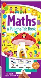 Pull-the-Tab Board Book: Maths by Hinkler Books Hinkler Books